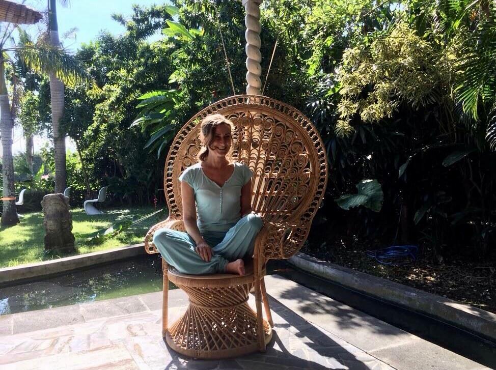 Birgit Lenarz: Körper ist in der Gegenwart